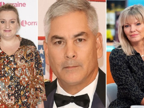 Daisy May Cooper's sea captain has been two-timing her with Kate Thornton and we are appalled