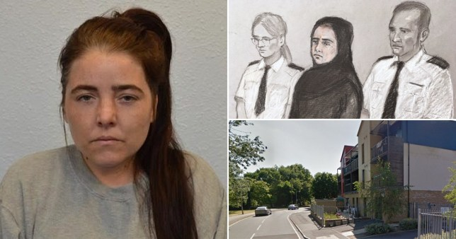 Mum who plotted to 'blow up St Paul's Cathedral' got 'cold feet' over attack