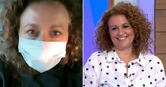 Loose Women?s Nadia Sawalha admits to feeling ?slightly agoraphobic? about life going back to normal