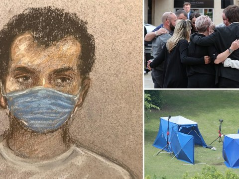 Reading attack suspect shouted 'Allahu Akhbar' as he chased victims, court hears