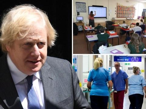 Boris Johnson to launch £5,000,000,000 plan to rebuild Britain after coronavirus