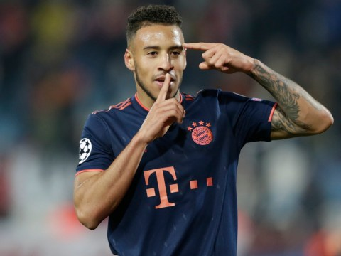 Corentin Tolisso's agent responds to Manchester United transfer link