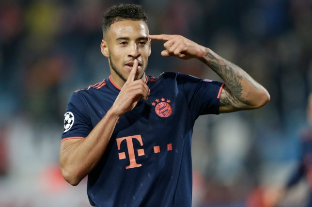 Manchester United are reportedly in the running to sign Bayer Munich midfielder Corentin Tolisso