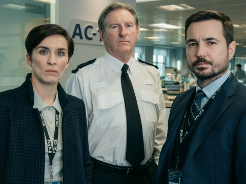 Vicky McClure jokes as Line of Duty season 1 heads to BBC One for first time: 'Can't wait to see how much we've all aged!'