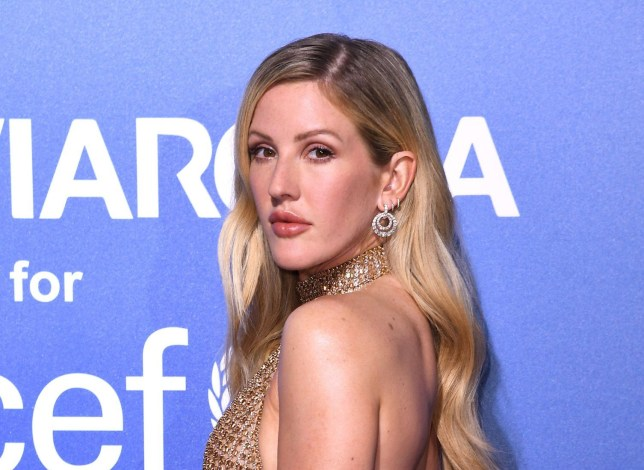 Mandatory Credit: Photo by Anthony Harvey/REX (10358189dv) Ellie Goulding UNICEF Summer Gala presented by LuisaViaRoma, Porto Cervo, Sardinia, Italy - 09 Aug 2019