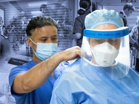 Another 115 dead from coronavirus across the UK