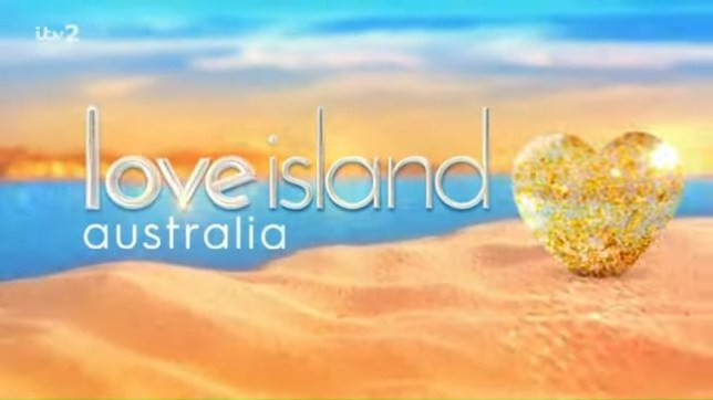 the Love Island Australia logo