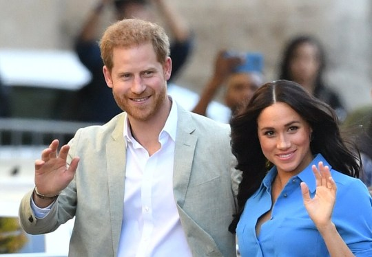 File photo dated 23/09/19 of The Duke and Duchess of Sussex on a visit to the District Six Museum in Cape Town, South Africa. The Duchess of Sussex's impassioned black lives matter speech has been hailed as incredibly powerful, but could have been even more so if she had been a working royal, a royal commentator has said. PA Photo. Issue date: Thursday June 4, 2020. See PA story ROYAL Meghan. Photo credit should read: Dominic Lipinski/PA Wire