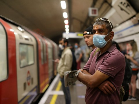 Coronavirus news live: 181 more dead in the UK and people could be fined for not wearing face coverings on public transport