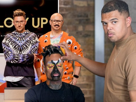 Glow Up Season 2: Brandon is latest MUA eliminated after tough face-off