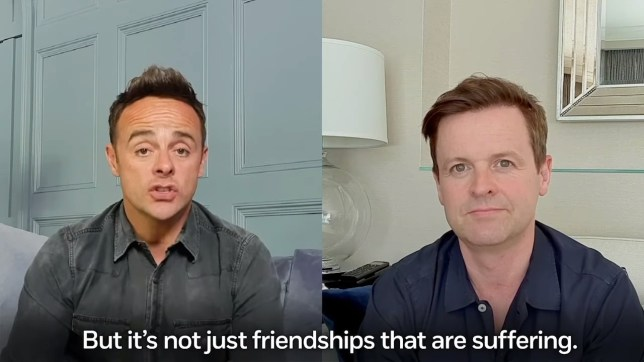 Speak out. Stay safe. Virtual Assembly - Ant, Dec and David Williams