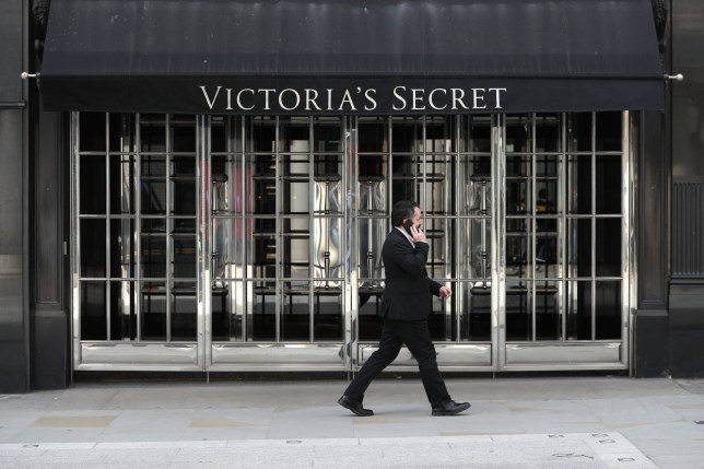 The Victoria's Secret store on New Bond Street, London, as the UK arm of lingerie brand, which runs 25 stores across the UK, has slipped into administration. PA Photo. Picture date: Friday June 5, 2020. See PA story CITY VictoriasSecret. Photo credit should read: Jonathan Brady/PA Wire