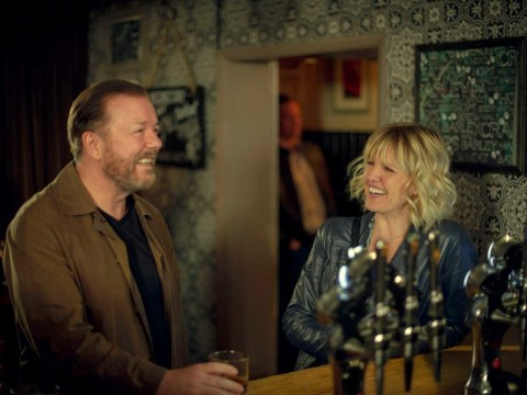 Ricky Gervais is writing series 3 of After Life in lockdown according to co-star Ashley Jensen