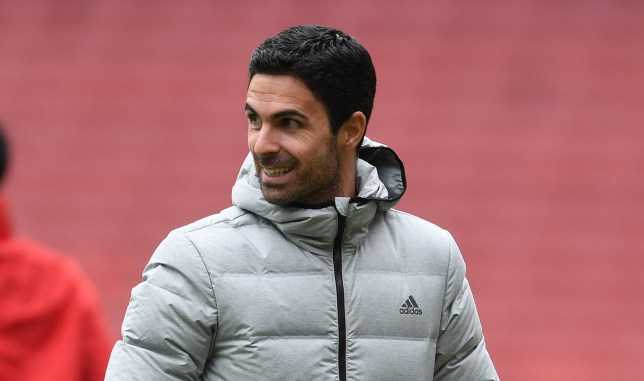 Mikel Arteta admits Arsenal will struggle to find their rhythm when the Premier League restarts