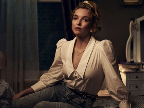 Killing Eve's Jodie Comer leads all-star cast as unwitting porn star in stunning first look at Alan Bennett's Talking Heads revival
