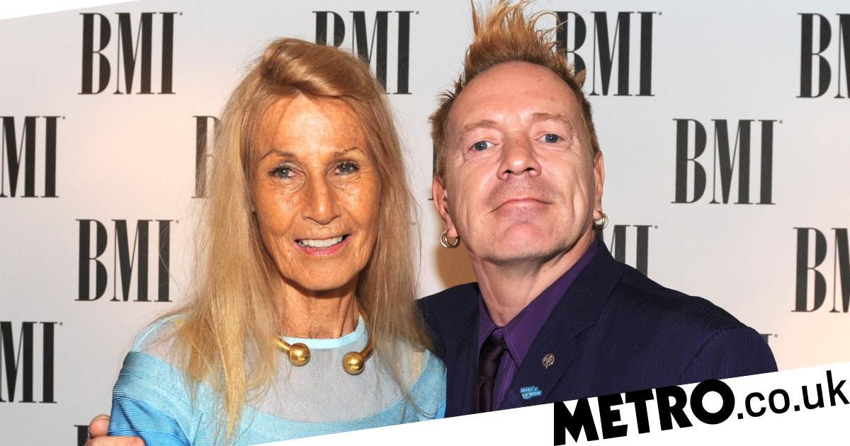 Sex Pistols star John Lydon now full-time carer for wife
