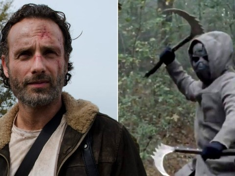 The Walking Dead fan theory may confirm identity of masked newcomer and their link to Rick Grimes