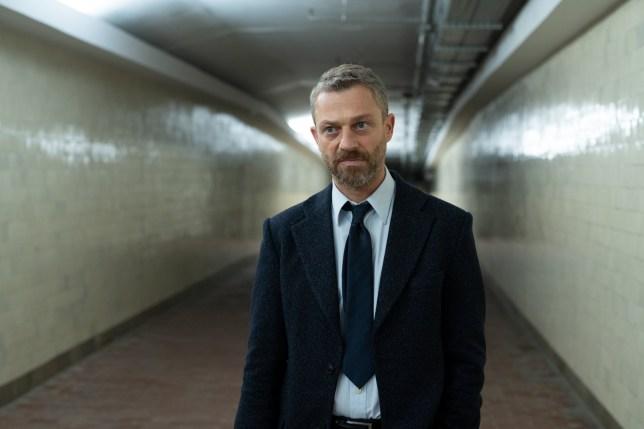 Grzegorz Damiecki in The Woods (Netflix 2020)