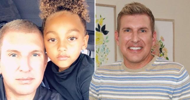 Todd Chrisley Claps Back At Woman Who Throws Shade At His Biracial Granddaughter Chloe