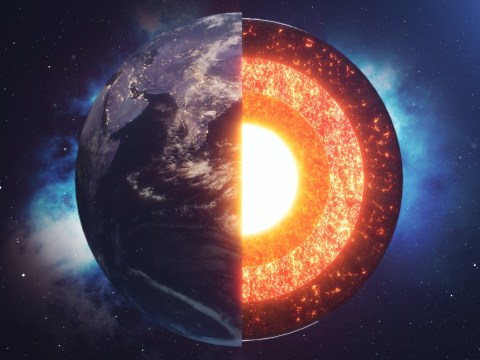 Seismologists map Earth's core using a technique from space exploration