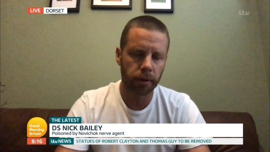DS Nick Bailey
