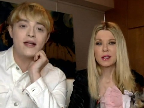 Jedward and Tara Reid reveal how they ended up in lockdown together after last-minute panic