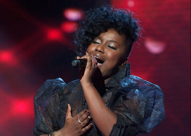 Misha B on The X Factor