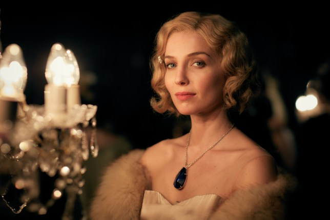 Grace Shelby Peaky Blinders BBC