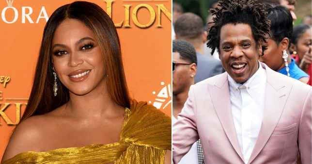Bey and Jay sued