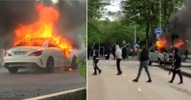 Gang wars in France