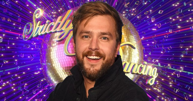 Iain Stirling eyed up for Strictly 2020 BBC/Getty