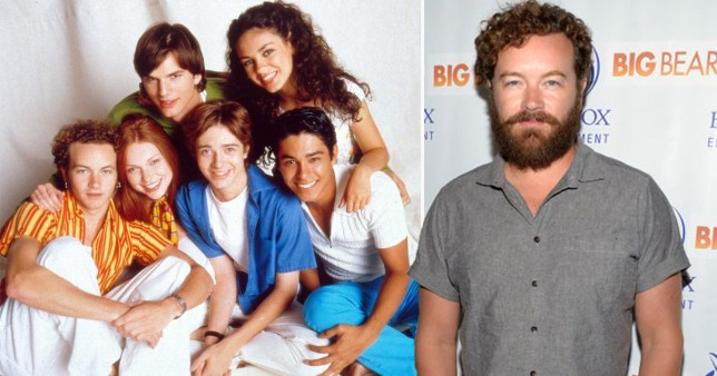 That 70s Show's Danny Masterson charged with rape