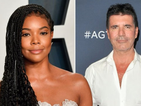 Gabrielle Union says Simon Cowell 'doesn't believe that the law or rules apply to him'