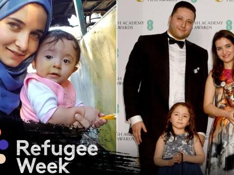 Refugee Week: Bafta winner Waad Al-Kateab recalls surviving siege in Syria to film confronting documentary For Sama