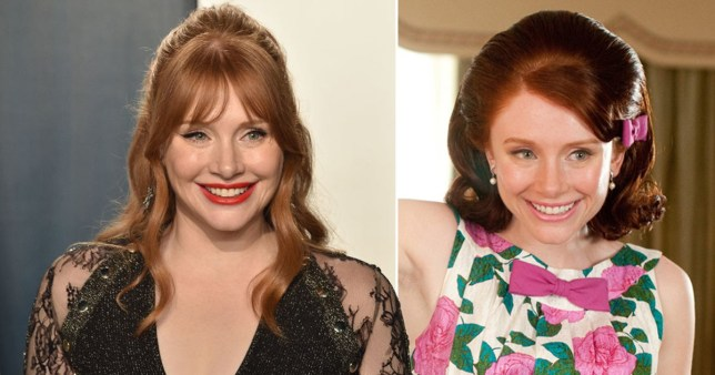 Bryce Dallas Howard on playing a racist in The Help Pics: Getty/Rex