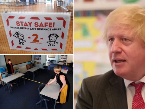 Boris wants all pupils back in September but teachers face 'information black hole'