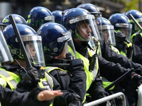 Ten charged over anti-racism and far-right counter protests
