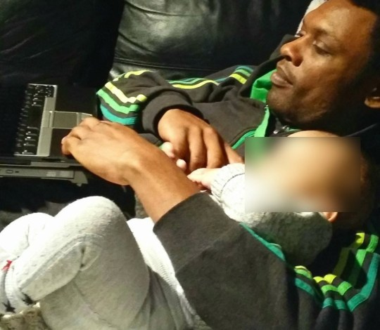 'Heartbreaking' first father's day for family of dad deported for burglary Picture: Jana