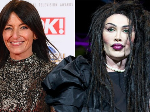 Davina McCall recalls clubbing with Pete Burns before Big Brother fame as she looks back on friendship