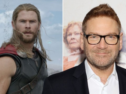 Thor director says Chris Hemsworth 'wasn't his best' in first audition and jokes star owes casting bosses 'thank you' cards