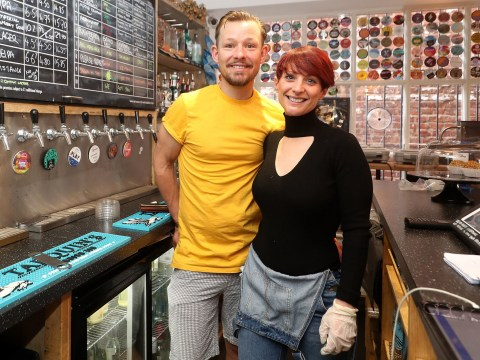 Hollyoaks star Adam Rickitt and wife Katy prepare to reopen their bar in Cheshire after coronavirus