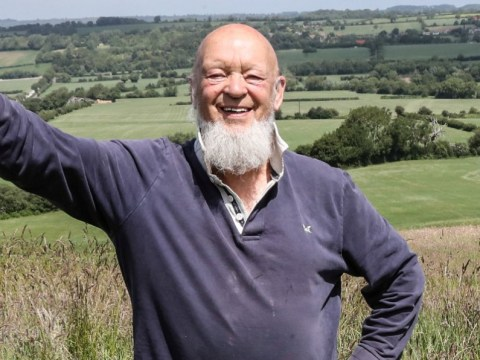 Michael Eavis hopes to celebrate 'Glastonbury style' after getting Covid-19 jab as he urges the nation to get vaccine