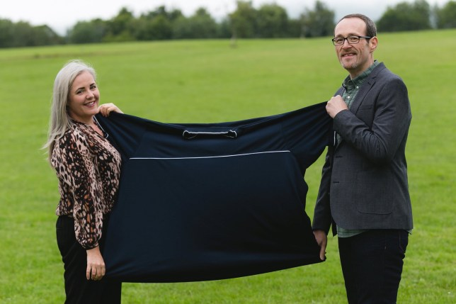 Phil Kayes, pictured with his partner Nicole Mulholland, has been named Slimming World's Greatest Loser 2020