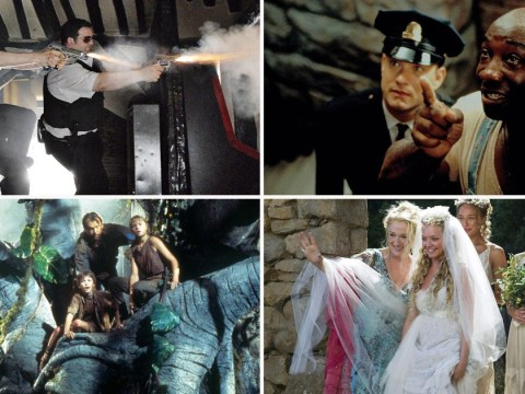 All the films coming to Netflix UK this July – from Jurassic Park to Hot Fuzz to Mamma Mia