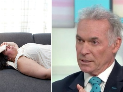 Dr Hilary Jones reveals top tips for getting to sleep during UK's heatwave