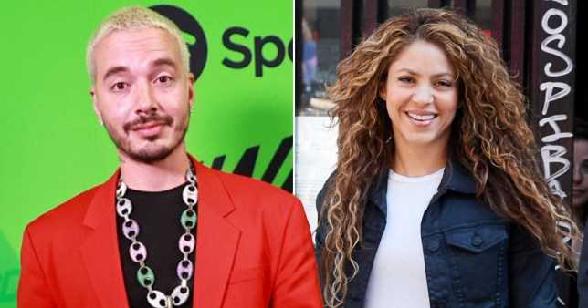 What did J Balvin say about Shakira? The musician is under fire for 'throwing shade' Pics: Getty