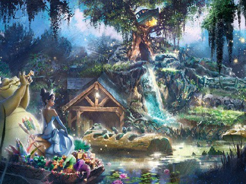 Disney 'reimagining' Splash Mountain ride to remove Song of the South references