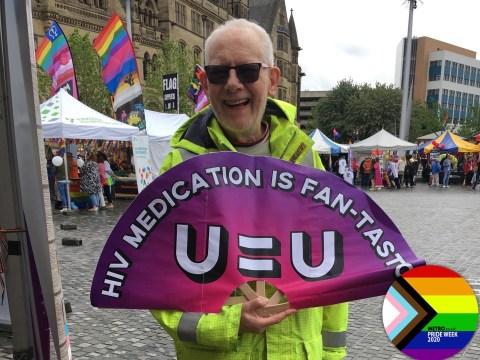I'm 84 and I can't wait to get back to my gay support group
