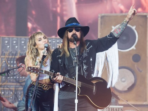 Billy Ray Cyrus reveals true meaning behind Miley's original name and we're tripping
