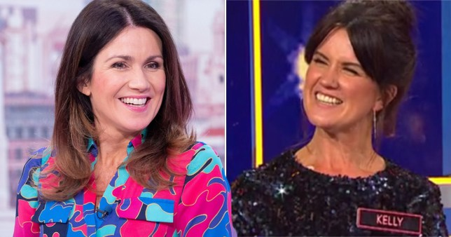 Alan Carr's Epic Gameshow viewers can't get over Susanna Reid doppleganger